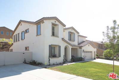 Murrieta Single Family Home For Sale: 37638 Golden Eagle Avenue