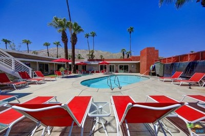 Palm Springs Multi Family Home For Sale: 888 N Indian Canyon Drive