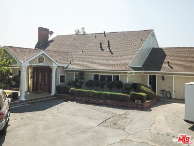 La Canada Flintridge Single Family Home For Sale: 5649 Bramblewood Road