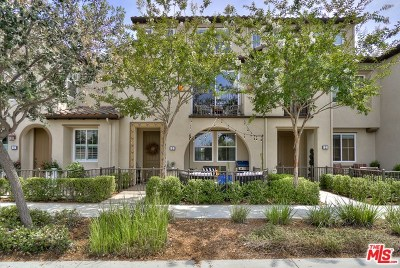 Aliso Viejo Condo/Townhouse For Sale: 3 Playa Circle