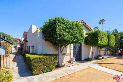 Anaheim Multi Family Home For Sale: 840 S Anaheim