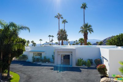 Palm Springs Single Family Home For Sale: 855 W Panorama Road