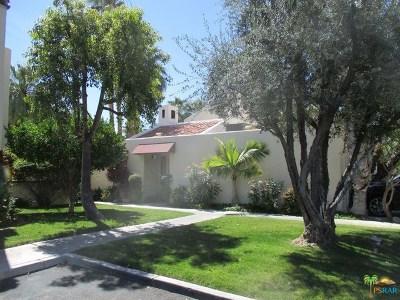 Palm Springs Condo/Townhouse For Sale: 255 E Avenida Granada #915