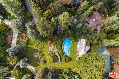 Los Angeles Single Family Home For Sale: 320 Delfern Drive