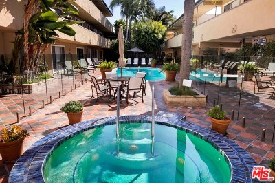 West Hollywood Condo/Townhouse For Sale: 970 Palm Avenue #218