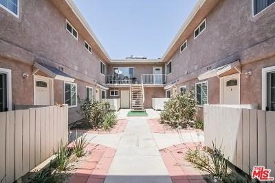 Chatsworth Multi Family Home For Sale: 21733 Lassen Street
