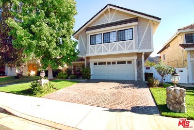 Agoura Hills Single Family Home For Sale: 30020 Trail Creek Drive