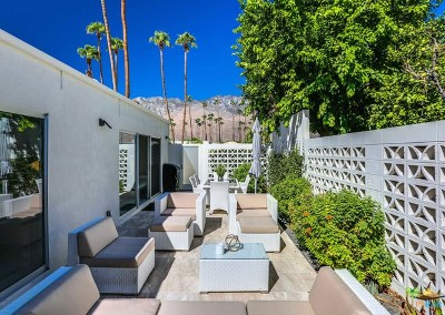 Palm Springs Condo/Townhouse For Sale: 2514 E Morongo Trail