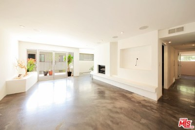 West Hollywood Condo/Townhouse For Sale: 1230 Horn Avenue #101