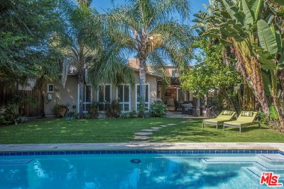 Studio City Single Family Home For Sale: 12958 Bloomfield Street