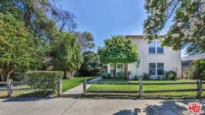 North Hollywood Multi Family Home Active Under Contract: 11626 Riverside Drive
