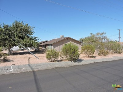 Yucca Valley Single Family Home For Sale: 7399 Palomar Avenue