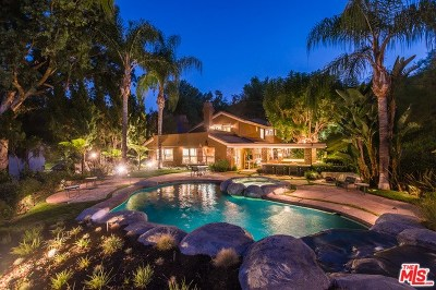 Brentwood, Calabasas, West Hills, Woodland Hills Single Family Home For Sale: 20319 Lorenzana Drive