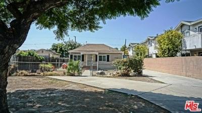 Buena Park Multi Family Home For Sale: 5821 Burnham Avenue