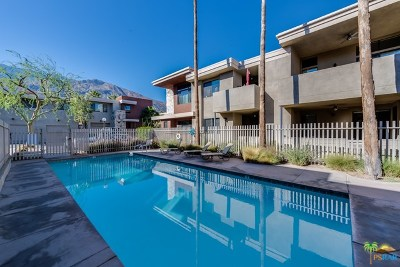 Palm Springs Condo/Townhouse For Sale: 1010 E Palm Canyon Drive #102