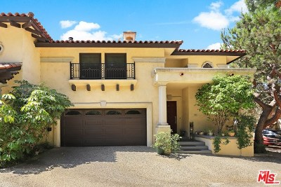 Pasadena Condo/Townhouse For Sale: 56 N Arroyo Blvd