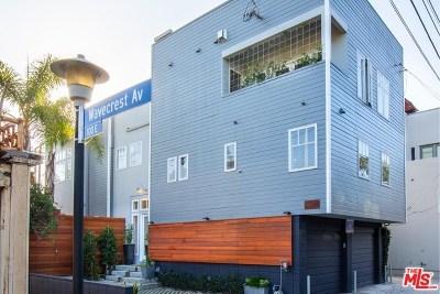 Venice Single Family Home For Sale: 101 Wavecrest Avenue