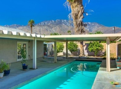Palm Springs Single Family Home For Sale: 2700 E San Angelo Road