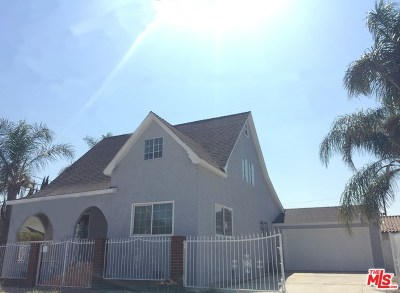 Pomona Single Family Home For Sale: 237 S Hamilton
