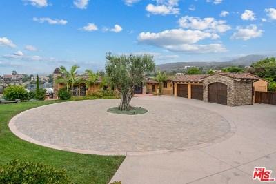 Malibu Single Family Home For Sale: 5941 N Kanan Dume Road