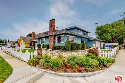 Lomita Single Family Home For Sale: 25314 Pennsylvania Avenue