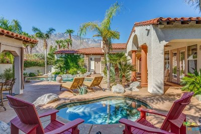 Palm Springs Single Family Home For Sale: 1302 Colony Way