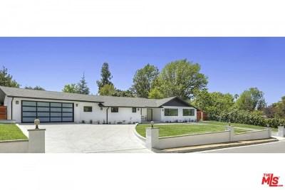Woodland Hills Single Family Home For Sale: 4955 Winnetka Avenue