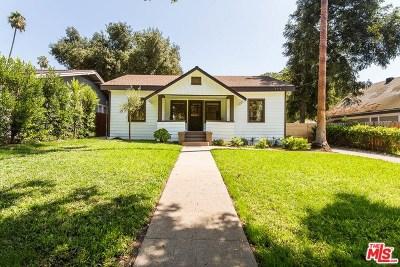 Pasadena Single Family Home For Sale: 1304 N Catalina Avenue