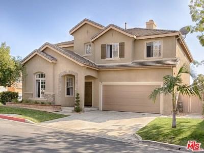 Sylmar Single Family Home For Sale: 12106 Via Santa Lucia