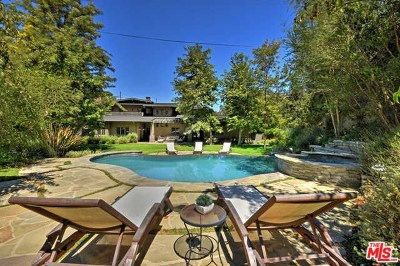Studio City CA Single Family Home For Sale: $6,995,000