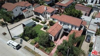 Santa Barbara County Multi Family Home For Sale: 114 Natoma Avenue