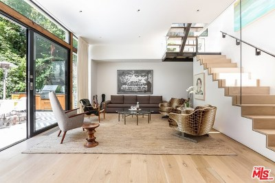 West Hollywood Single Family Home For Sale: 533 Norwich Drive