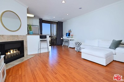 Los Angeles Condo/Townhouse For Sale: 7320 Hawthorn Avenue #417