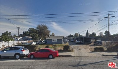 El Monte Multi Family Home For Sale: 2646 Tyler Avenue