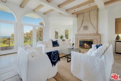 Malibu Single Family Home For Sale: 7052 Dume Drive