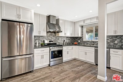 North Hollywood Single Family Home For Sale: 10645 Hatteras Street