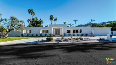 Palm Springs Single Family Home For Sale: 2358 S Alhambra Drive