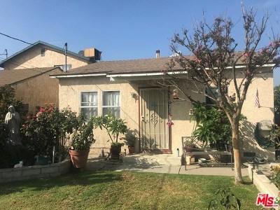 Pacoima Single Family Home For Sale: 10123 Telfair Avenue