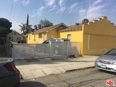 San Bernardino Multi Family Home For Sale: 1241 W 6th Street