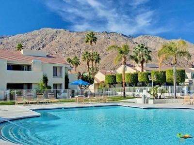 Palm Springs Condo/Townhouse For Sale: 222 N Calle El Segundo #507