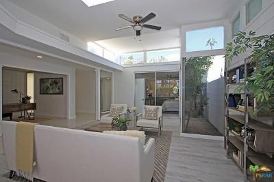 Palm Springs Condo/Townhouse For Sale: 740 E La Verne Way