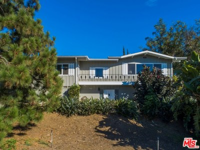 Glendale Single Family Home For Sale: 1200 Scenic Drive