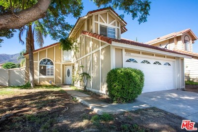 Corona Single Family Home For Sale: 23311 Claystone Avenue