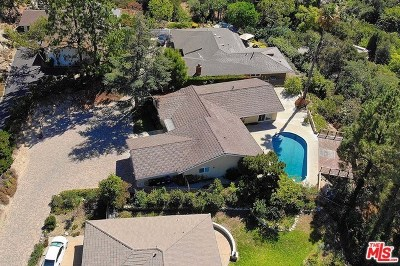 La Canada Flintridge Single Family Home For Sale: 1002 El Vago Street