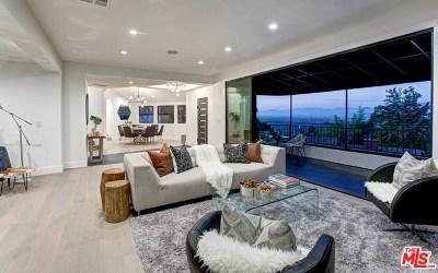 Studio City CA Single Family Home For Sale: $2,950,000