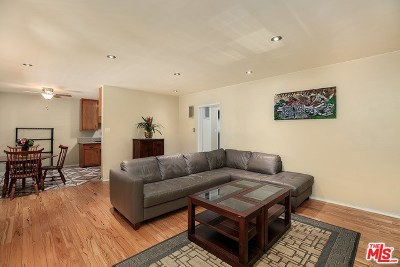 Santa Monica Condo/Townhouse For Sale: 1824 20th Street #C