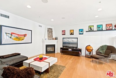 West Hollywood Condo/Townhouse For Sale: 851 N San Vicente #132