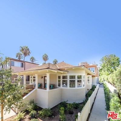 Santa Monica Condo/Townhouse For Sale: 956 5th Street #A