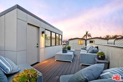 Venice Single Family Home For Sale: 744 Brooks Avenue