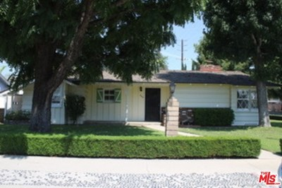 Covina Single Family Home For Sale: 504 N Dover Road